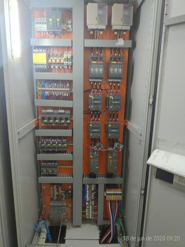 Adequação de máquinas e equipamentos à nr12