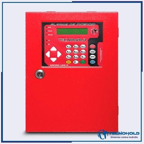 Instalação de alarme de incendio