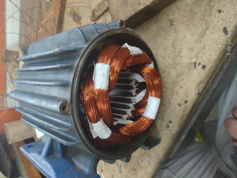 Motores eletricos industriais